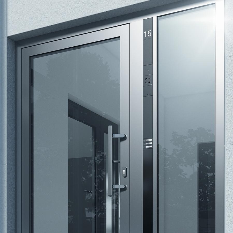 Schuco_Door Control System